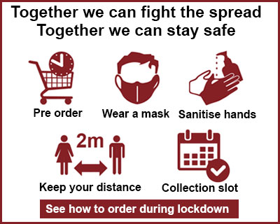 Covid19 Together we can stay safe