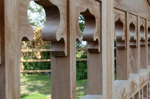 Tate Fencing bespoke gates
