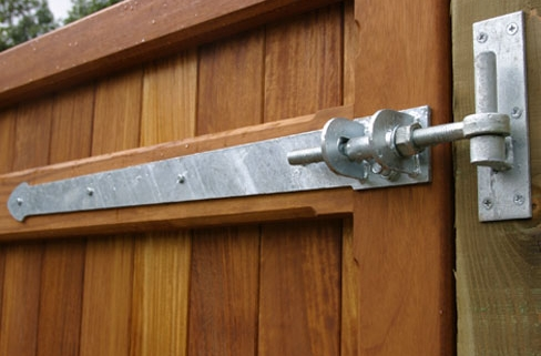 Tate Fencing gate fittings