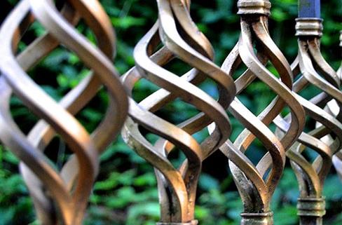 Tate Fencing metal gates